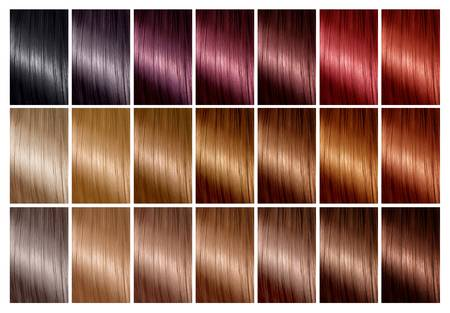 99342918-color-chart-for-hair-dye-hair-color-palette-with-a-wide-range-of-swatches-showing-different-dyed-hai